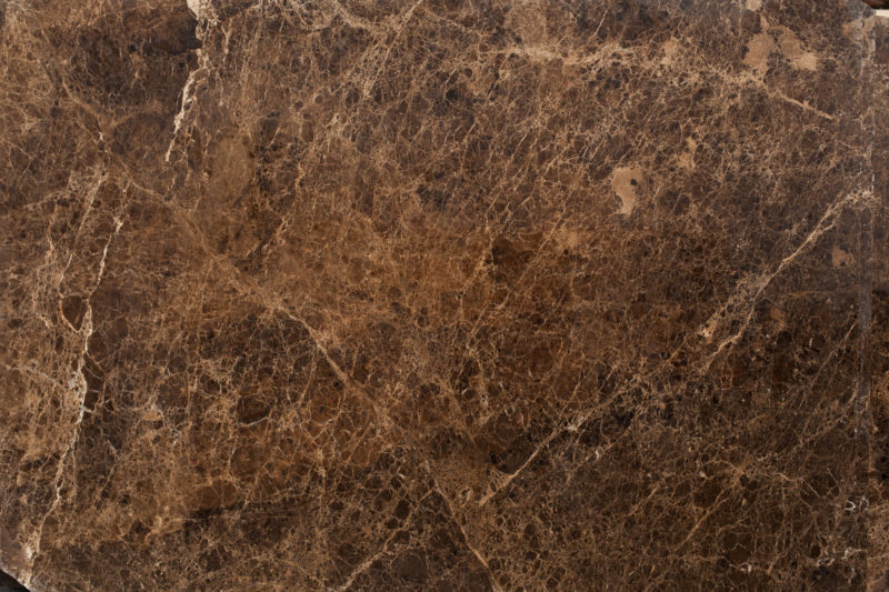 mono rocks emperador brown marble spain