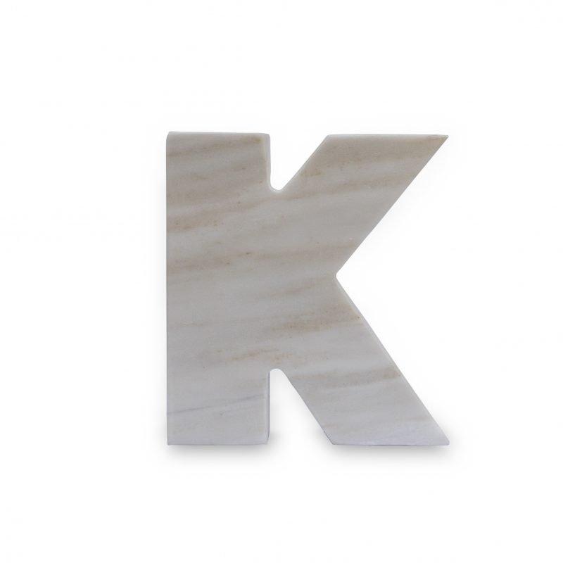 K letter marnle